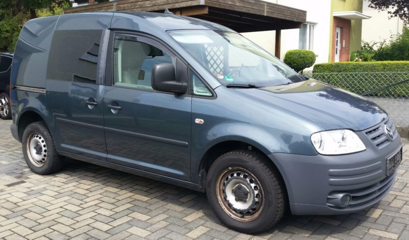 Verkauft Vw Caddy 2 0 Ecofuel Life 5 Gebraucht 2008