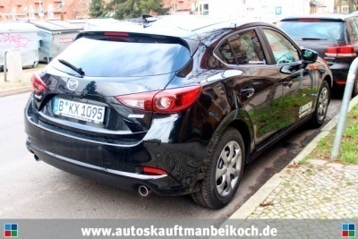 verkauft mazda 3 s skyactiv g 120 6gs gebraucht 2017 5. Black Bedroom Furniture Sets. Home Design Ideas