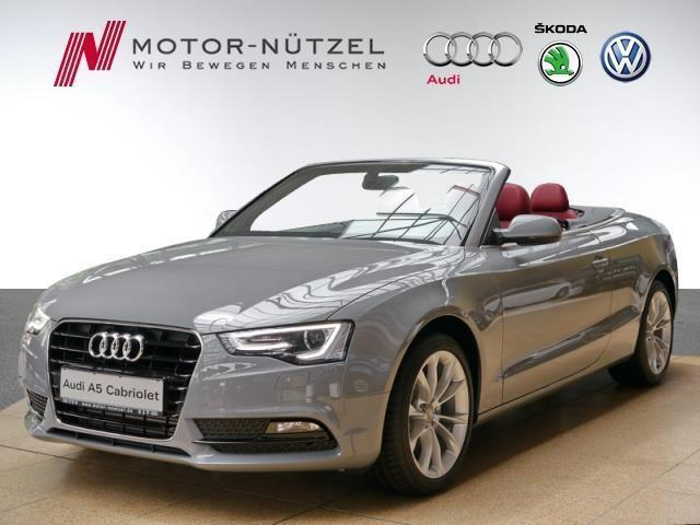 verkauft audi a5 cabriolet 1 8 tfsi so gebraucht 2015 5. Black Bedroom Furniture Sets. Home Design Ideas