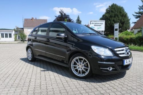 verkauft mercedes b180 b klassecdi au gebraucht 2009 km in berlin. Black Bedroom Furniture Sets. Home Design Ideas