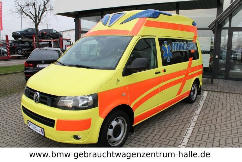 Verkauft Vw Transporter 4motion Rtw St Gebraucht 2014