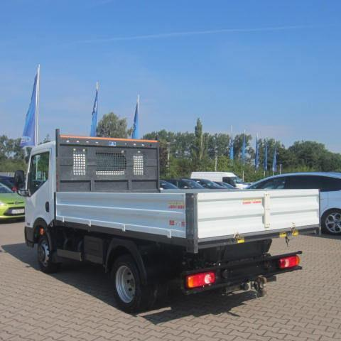 verkauft nissan cabstar l1 kippe gebraucht 2012 km in eilenburg. Black Bedroom Furniture Sets. Home Design Ideas