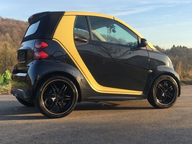 verkauft smart fortwo cabrio gebraucht 2014 km in. Black Bedroom Furniture Sets. Home Design Ideas