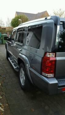 verkauft jeep commander 3 0 v6 tdi 7 s gebraucht 2007 km in kevelaer. Black Bedroom Furniture Sets. Home Design Ideas