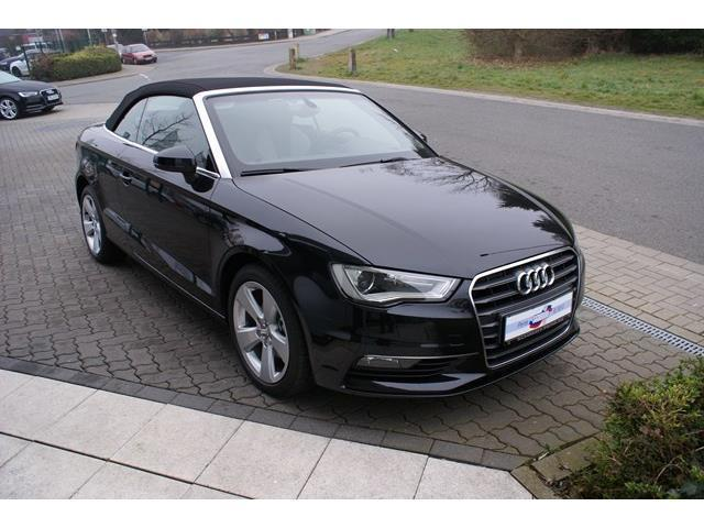 verkauft audi a3 cabriolet 2 0 tdi cle gebraucht 2015 km in peine. Black Bedroom Furniture Sets. Home Design Ideas