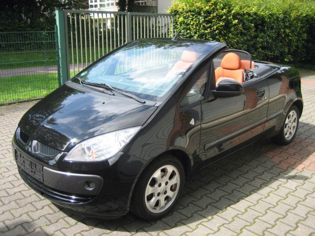 verkauft mitsubishi colt cabrio czc in gebraucht 2008. Black Bedroom Furniture Sets. Home Design Ideas