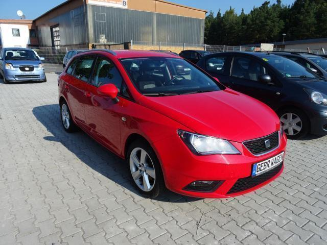 verkauft seat ibiza st 1 2 tsi gebraucht 2013 km in eschenbach. Black Bedroom Furniture Sets. Home Design Ideas