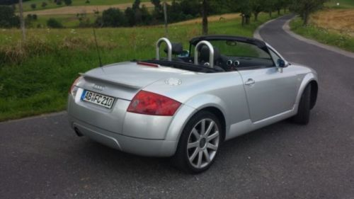 verkauft audi tt roadster cabrio 1 8 t gebraucht 2001 km in stockstadt a main. Black Bedroom Furniture Sets. Home Design Ideas