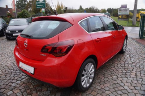 verkauft opel astra innovation bi xeno gebraucht 2011 km in eisenberg. Black Bedroom Furniture Sets. Home Design Ideas