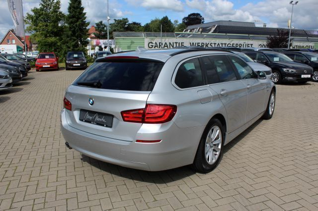 verkauft bmw 525 d touring aut gebraucht 2011 km in wilhelmshaven. Black Bedroom Furniture Sets. Home Design Ideas