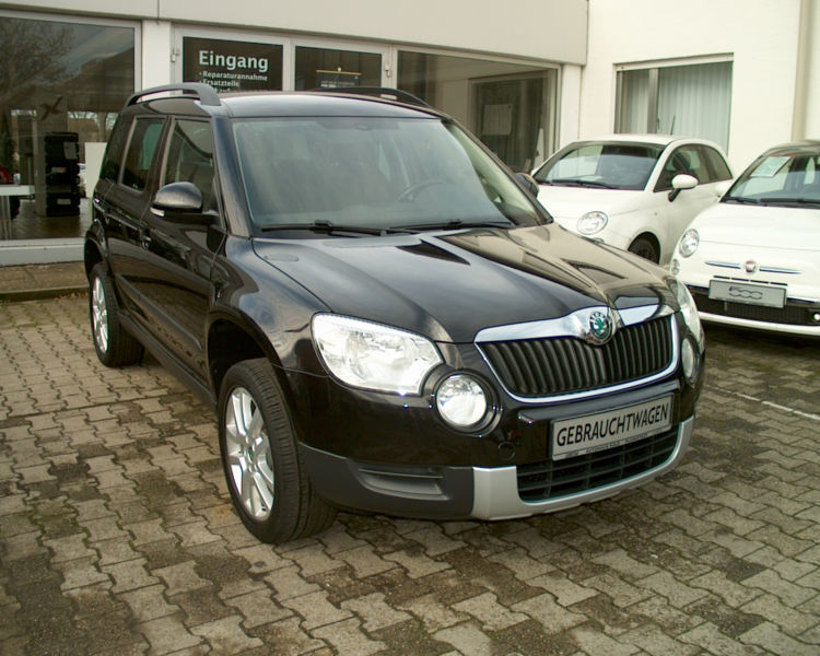 verkauft skoda yeti 1 4 tsi ambition p gebraucht 2011 km in tirschenreuth. Black Bedroom Furniture Sets. Home Design Ideas