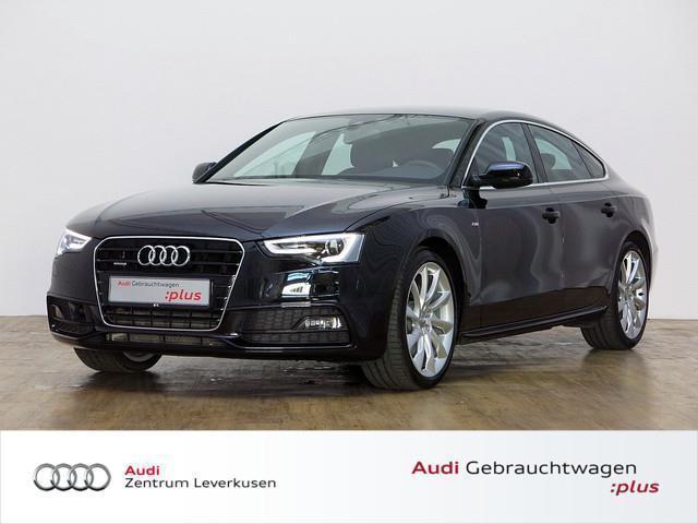 gebraucht Audi A5 Sportback 3.0 TDI quattro S line XENON NAVI - Klima,Xenon,Sitzheizung,Alu,Servo,