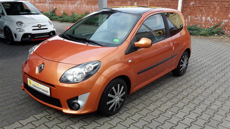 gebraucht Renault Twingo 1.2 16V Dynamique Klimaanlage