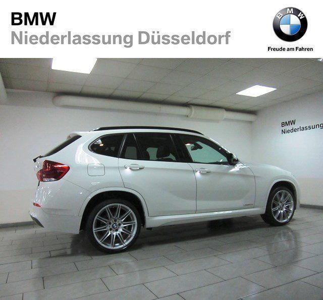 Verkauft BMW X1 XDrive20d M Sportpaket., Gebraucht 2013