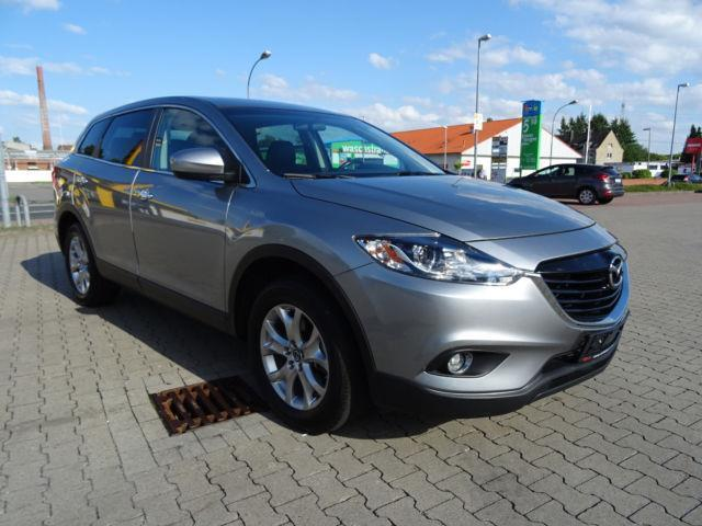 verkauft mazda cx 9 7 sitzer gebraucht 2014 km in t nisvorst. Black Bedroom Furniture Sets. Home Design Ideas