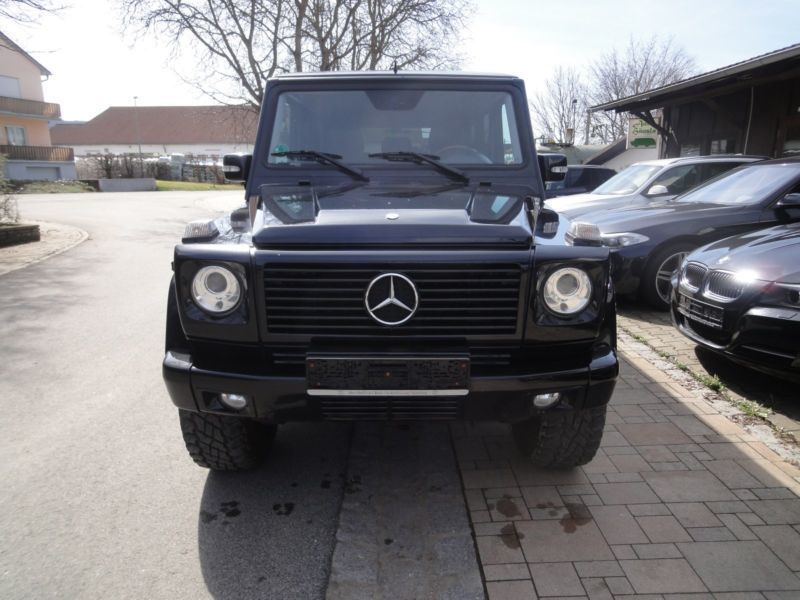 verkauft mercedes g320 g modell statio gebraucht 2007 km in zapfendorf. Black Bedroom Furniture Sets. Home Design Ideas
