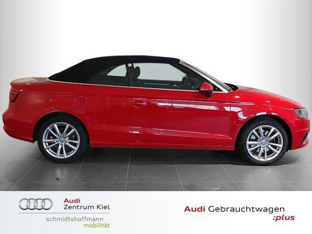verkauft audi a3 cabriolet ambiente 2 gebraucht 2015 km in kiel. Black Bedroom Furniture Sets. Home Design Ideas