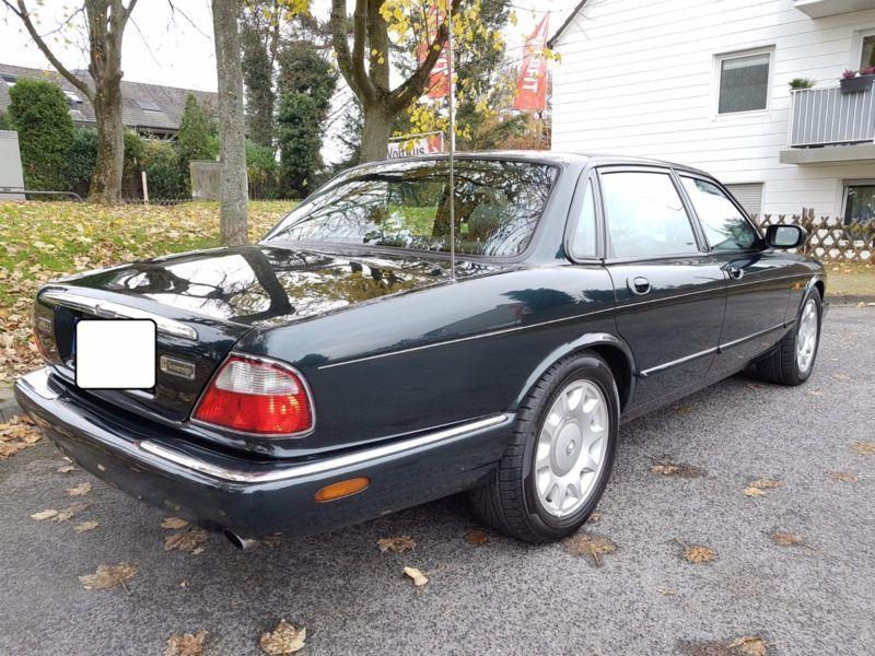 gebraucht v8 sovereign 1 hand rentnerfahrzeug jaguar xj 1998 km in kaarst. Black Bedroom Furniture Sets. Home Design Ideas
