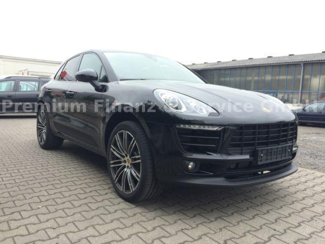 verkauft porsche macan s diesel pdk 21 gebraucht 2017 3. Black Bedroom Furniture Sets. Home Design Ideas