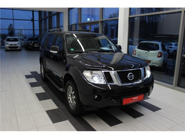 verkauft nissan pathfinder 3 0 dci aut gebraucht 2013 km in baienfurt. Black Bedroom Furniture Sets. Home Design Ideas