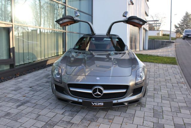 verkauft mercedes sls amg coupe gebraucht 2012 km in tuttlingen. Black Bedroom Furniture Sets. Home Design Ideas