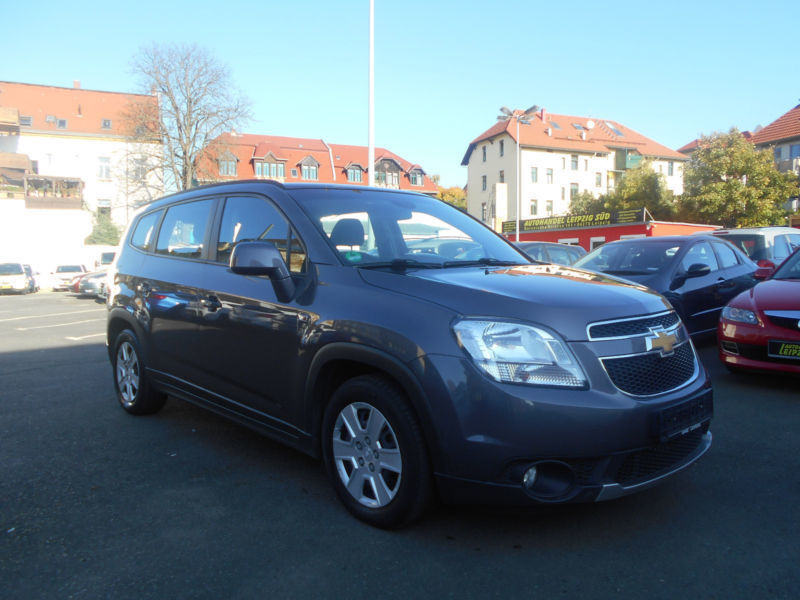 verkauft chevrolet orlando 2 0 lt sche gebraucht 2012 km in leipzig. Black Bedroom Furniture Sets. Home Design Ideas