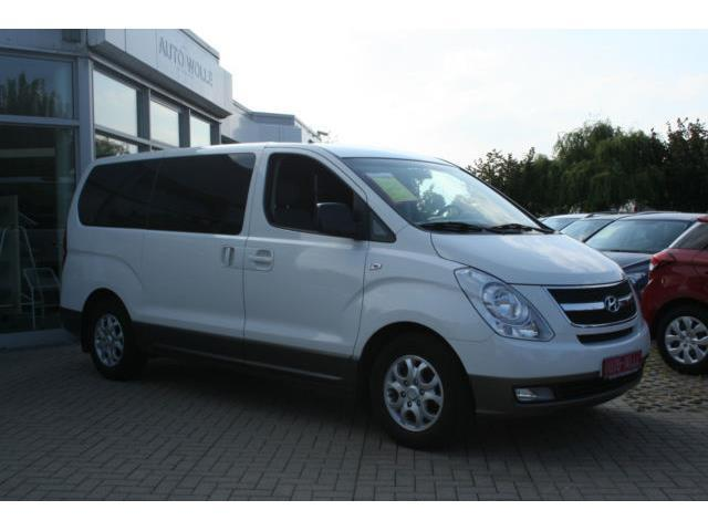 verkauft hyundai h 1 2 5 crdi travel gebraucht 2008 km in magdeburg. Black Bedroom Furniture Sets. Home Design Ideas