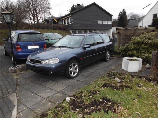 verkauft ford mondeo turnier v6 ghia gebraucht 1997 km in breitenberg. Black Bedroom Furniture Sets. Home Design Ideas