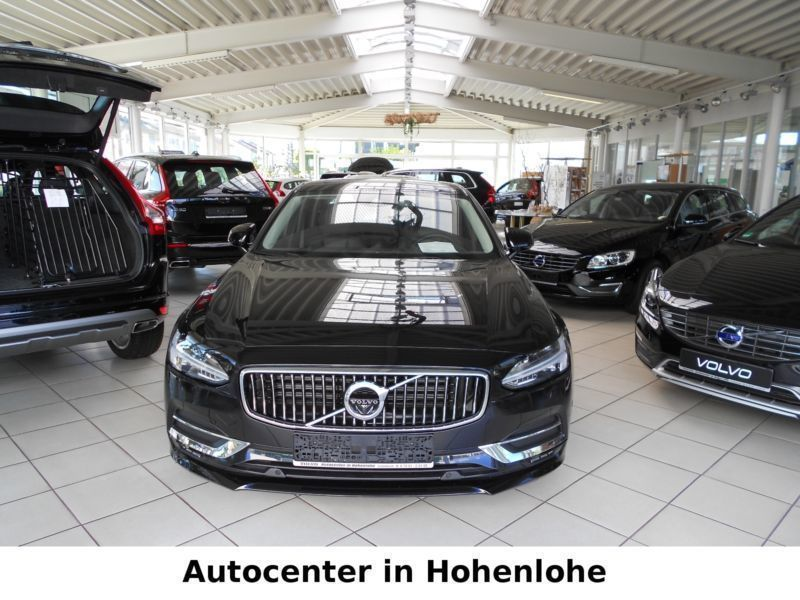 gebraucht t5 fwd inscription volvo s90 2016 km in weiterstadt. Black Bedroom Furniture Sets. Home Design Ideas