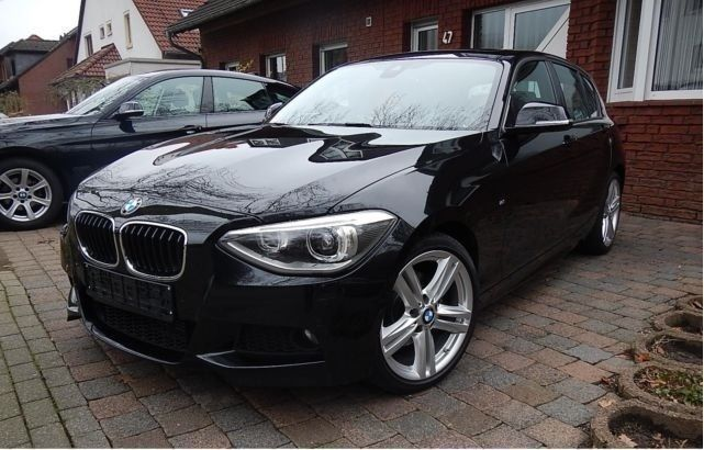 verkauft bmw 120 d m sportpaket aut gebraucht 2014 km in hennef. Black Bedroom Furniture Sets. Home Design Ideas