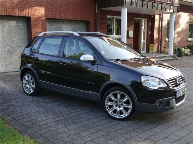 verkauft vw polo cross 1 4 gebraucht 2006 km in herzebrock clarholz. Black Bedroom Furniture Sets. Home Design Ideas