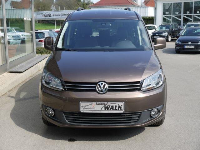verkauft vw caddy maxi 2 0 tdi jako o gebraucht 2013 km in gotha. Black Bedroom Furniture Sets. Home Design Ideas
