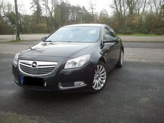 verkauft opel insignia 2 0 cdti 4x4 ec gebraucht 2012 km in gutach. Black Bedroom Furniture Sets. Home Design Ideas