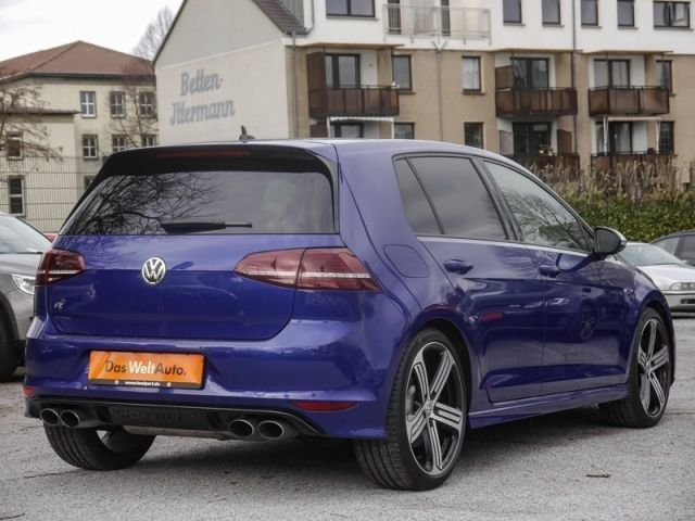 verkauft vw golf vii golf vii r dsg na gebraucht 2016 km in dortmund. Black Bedroom Furniture Sets. Home Design Ideas