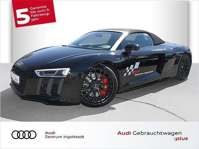 gebraucht 5 2 fsi qu laser vollleder 20 zoll b o audi r8. Black Bedroom Furniture Sets. Home Design Ideas