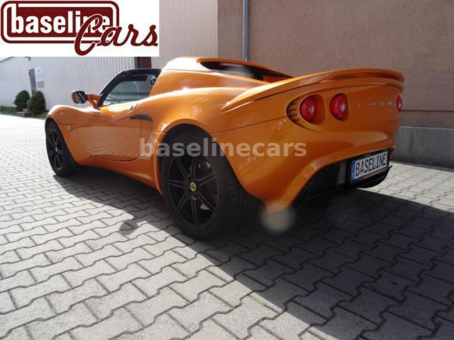 verkauft lotus elise sc supercharged gebraucht 2009. Black Bedroom Furniture Sets. Home Design Ideas