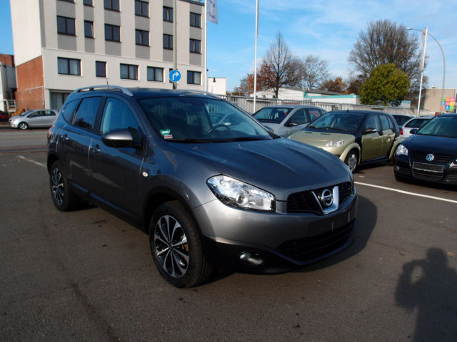 verkauft nissan qashqai 2 2 0 tekna n gebraucht 2012 km in hamburg. Black Bedroom Furniture Sets. Home Design Ideas
