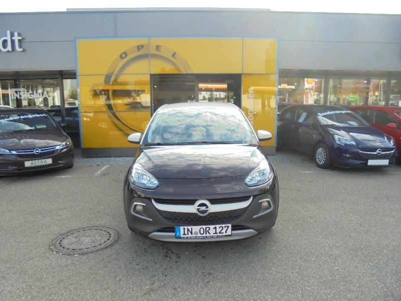 verkauft opel adam rocks 1 4 ecoflex s gebraucht 2016 km in ingolstadt. Black Bedroom Furniture Sets. Home Design Ideas