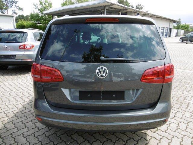 verkauft vw sharan 2 0 tdi highline ds gebraucht 2012 km in geestland. Black Bedroom Furniture Sets. Home Design Ideas