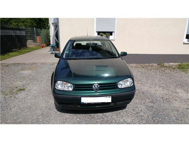 verkauft vw golf 1 4 gebraucht 1998 km in wissen. Black Bedroom Furniture Sets. Home Design Ideas