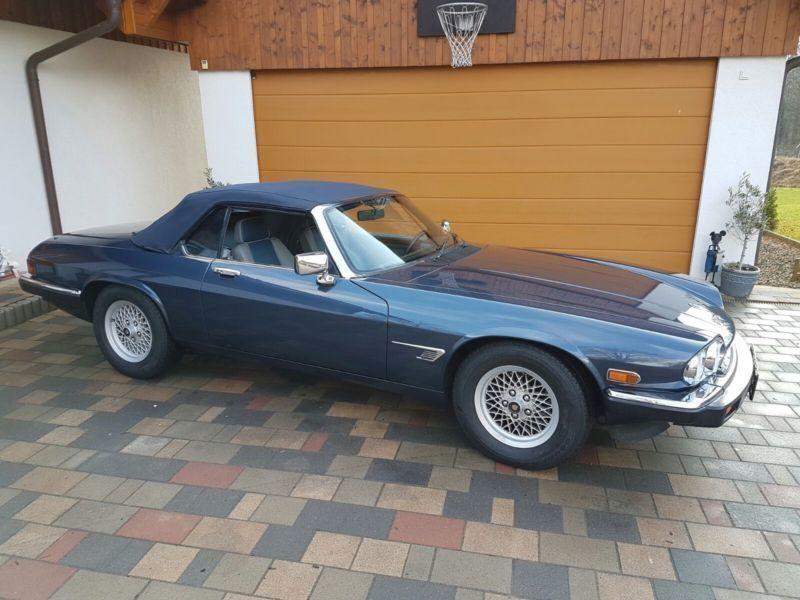 xjs gebrauchte jaguar xjs kaufen 146 g nstige autos zum verkauf. Black Bedroom Furniture Sets. Home Design Ideas