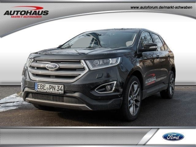 verkauft ford edge 2 0 tdci bi turbo t gebraucht 2016 km in markt schwaben. Black Bedroom Furniture Sets. Home Design Ideas