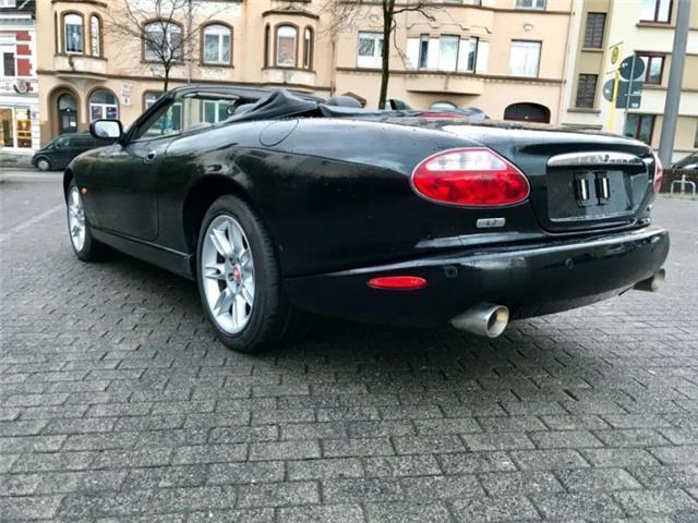 verkauft jaguar xk8 cabriolet final e gebraucht 2005. Black Bedroom Furniture Sets. Home Design Ideas