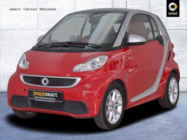 verkauft smart fortwo coup passion k gebraucht 2012. Black Bedroom Furniture Sets. Home Design Ideas