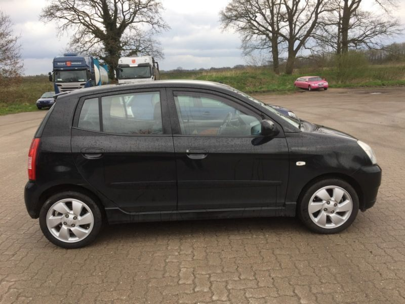 verkauft kia picanto 1 1 ex 2 hand gebraucht 2007 km in buxtehude. Black Bedroom Furniture Sets. Home Design Ideas