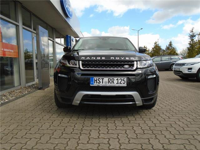 gebraucht evoque 2 0 td4 se dynamic start stopp land rover range rover evoque 2016 km. Black Bedroom Furniture Sets. Home Design Ideas