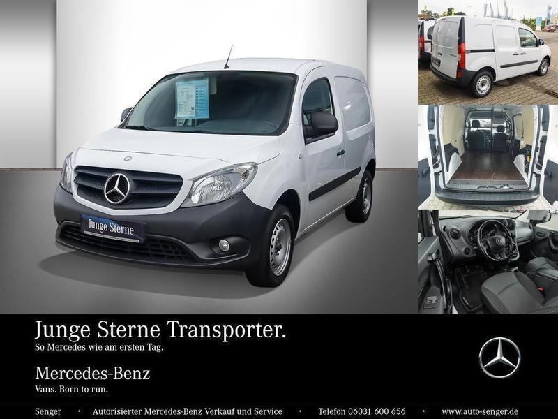 gebraucht Mercedes Citan 109 CDI Kastenwagen