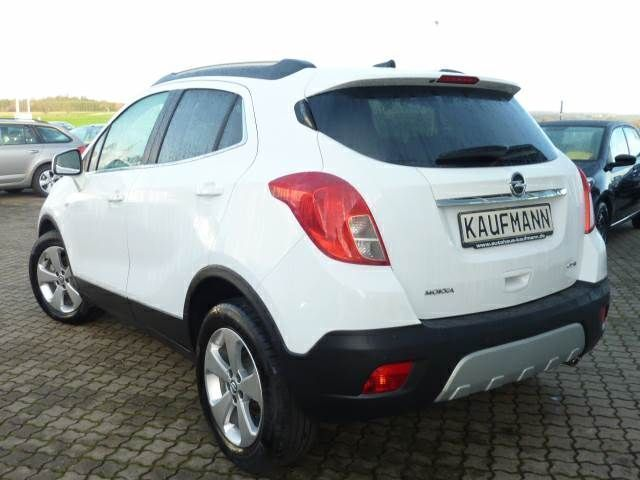 verkauft opel mokka 1 6 cdti cosmo nav gebraucht 2015 km in aalen. Black Bedroom Furniture Sets. Home Design Ideas