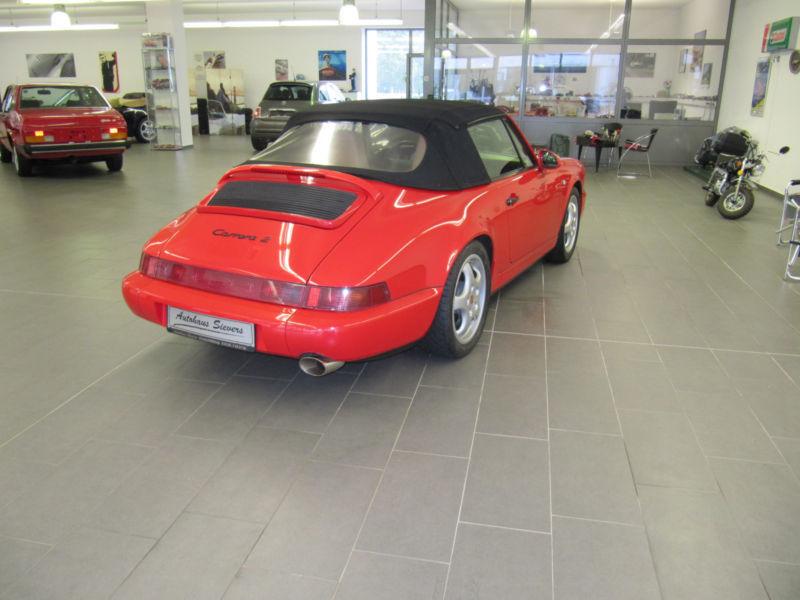 verkauft porsche 911 cabrio gebraucht 1993 km in henstedt ulzburg. Black Bedroom Furniture Sets. Home Design Ideas
