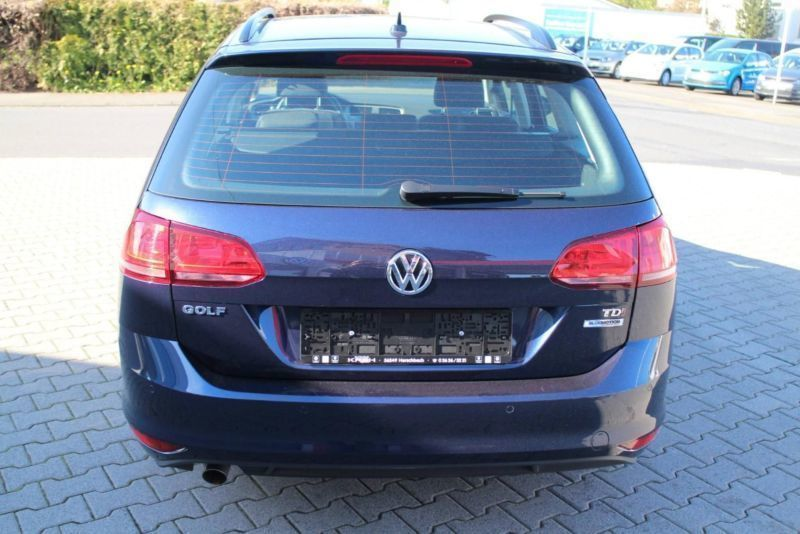 verkauft vw golf variant comfortline v gebraucht 2015 km in herschbach. Black Bedroom Furniture Sets. Home Design Ideas